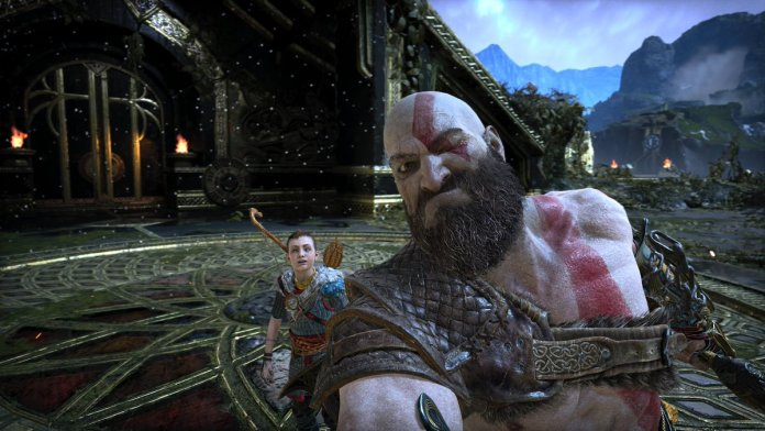 God of war TikTok social