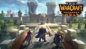 Warcraft III: Reforged - disponibile da fine gennaio