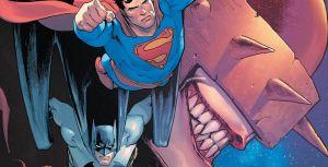 DC Comics: Batman/Superman #6 pagine in anteprima