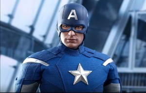 Avengers Endgame: Da Hot Toys Captain America 2012 Version