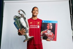 FIFA 20: Virgil Van Dijk raggiunge 99 di overall.