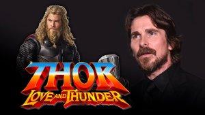 Thor: Love and Thunder - Christian Bale potrebbe avere un ruolo nel film