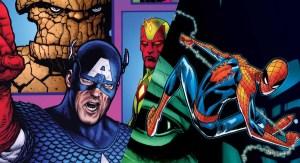 Marvel: gli AVENGERS e SPIDER-MAN protagonisti dei primi due tie-in all'evento EMPYRE