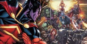 Marvel: Gladiatore vuole uccidere una donna incinta