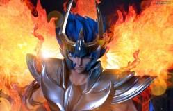 "Saint Seiya: Ikki Phoenix ""Final Bronze Cloth"" da Prime 1 Studio"