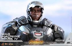 Avengers Infinity War: Da Hot Toys War Machine Mark IV Special Edition