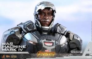 Avengers Infinity War: Da Hot Toys War Machine Mark IV Special Edition