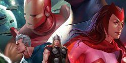 Marvel: il nuovo teaser di EMPYRE ci assicura che la Guerra Kree-Skrull è solo l'inizio