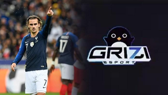 Antoine Griezmann Grizi Esport
