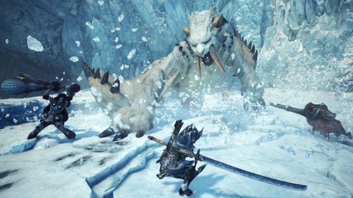 Monster Hunter Iceborne PC Recensione
