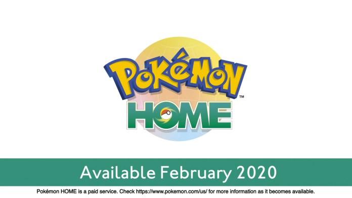 Pokèmon Home, in arrivo il 20 febbraio.