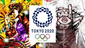Olimpiadi 2020: I poster di Hirohiko Araki e Naoki Urasawa