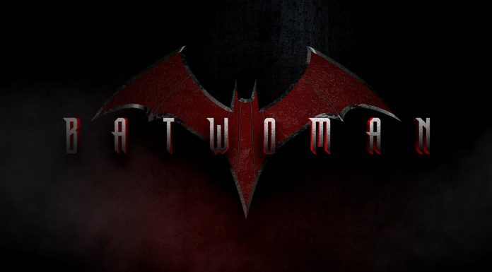 Batwoman Logo Serie The CW