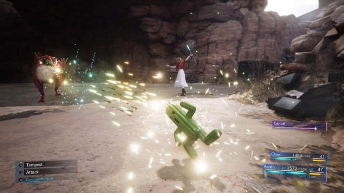 Cactuar nelle serie Final Fantasy