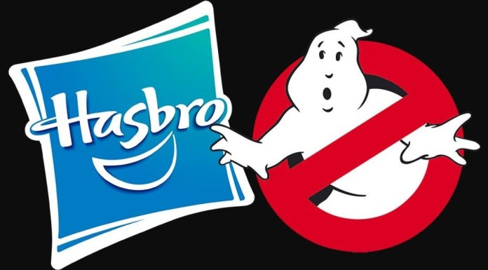 hasbro ghostbusters