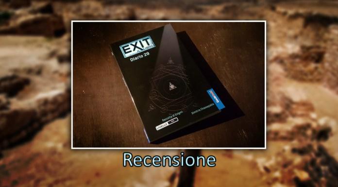 Exit: Diario 29 - Recensione