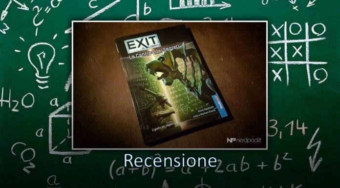 Exit: la Cantina dei Segreti - Recensione