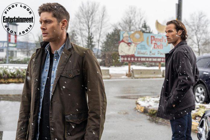 Supernatural 15 The cw