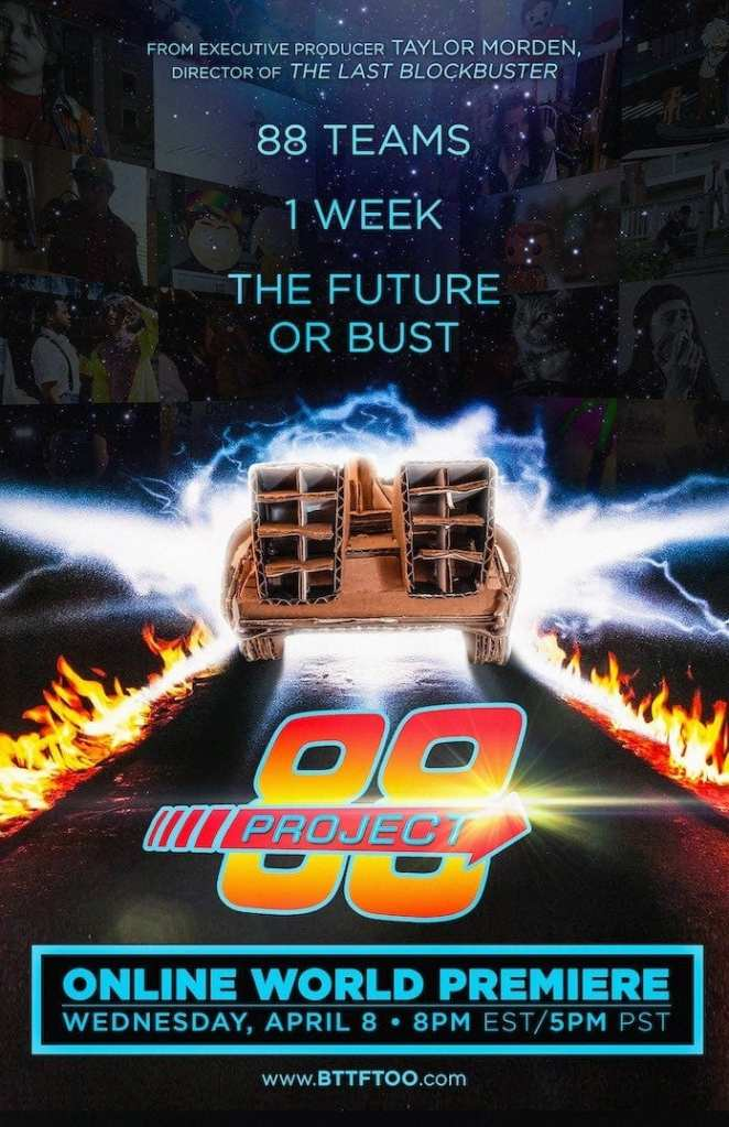 Project 88 - Ritorno al Futuro fan-movie
