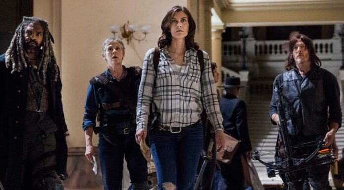 Maggie ritornerà in The Walking Dead 10x16