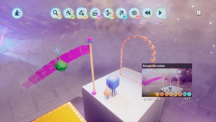 Dream Media Molecule Demo