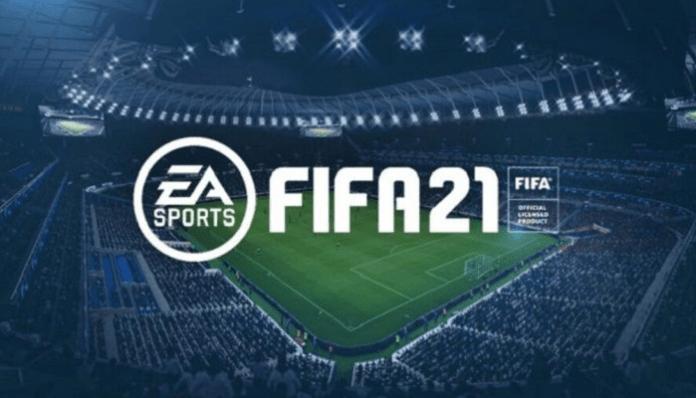 FIFA 21 Wallpaper