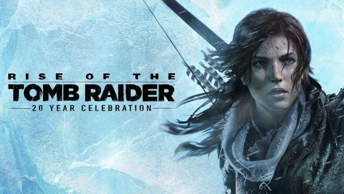 PlayStation Plus Tomb Raider