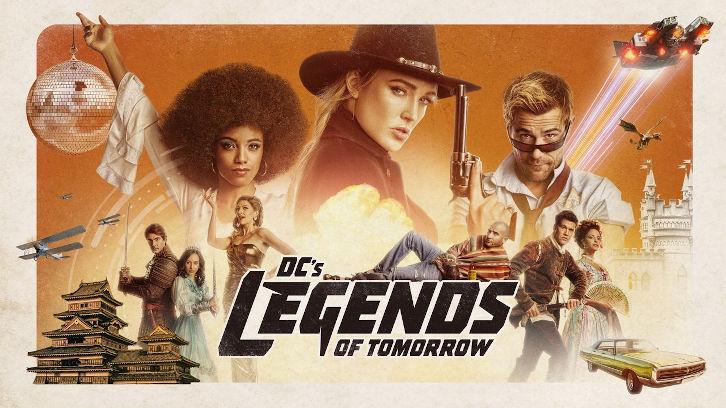 Legends of Tomorrow: un membro dell'equipaggio della Waverider non tornerà nella sesta stagione!