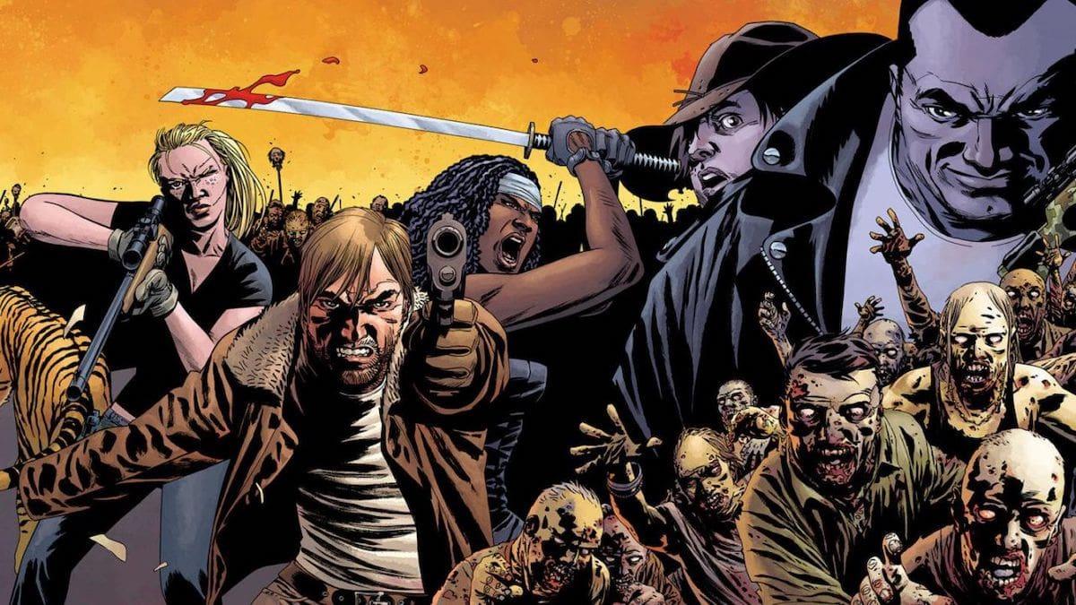 """The Walking Dead, Robert Kirkman ammette: """"Lavorare alla serie tv ha reso migliore la serie a fumetti"""""""