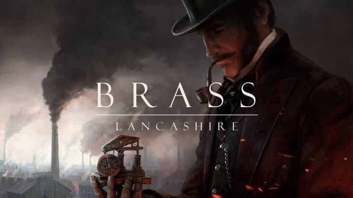 Brass Lancashire cover