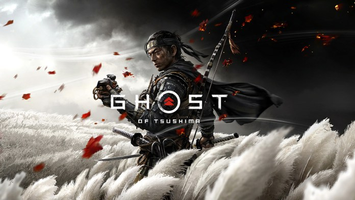 Ghost of Tsushima cover art