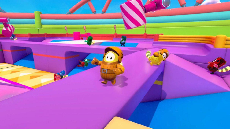 Fall Guys, il livello Jump Showdown in arrivo nel prossimo aggiornamento!