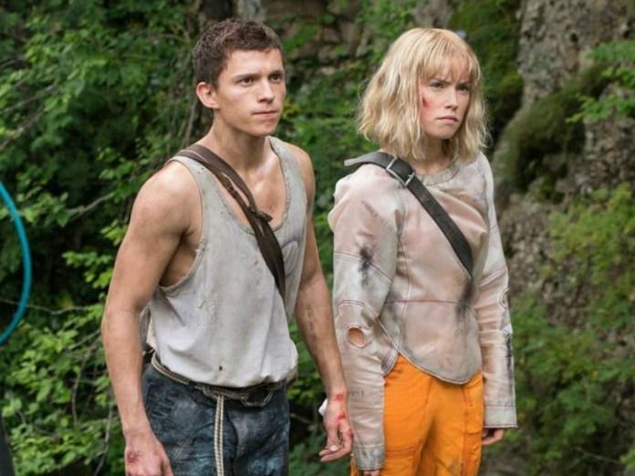 Chaos Walking Lionsgate Tom Holland e Daisy Ridley.