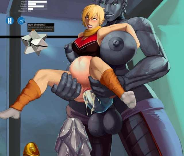 Destiny Porn Rule 34 Update Issue 2 78 Pics