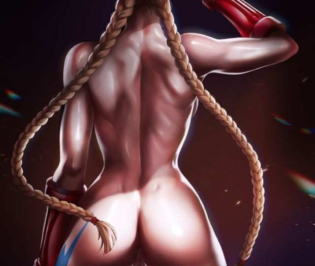 Cammy White Street Fighter Rule  By Dandonfuga