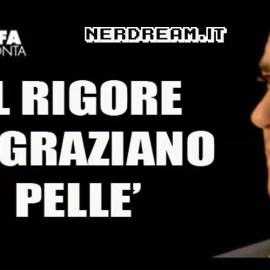 Federico Buffa racconta il rigore di Graziano Pellè