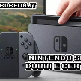 Nintendo Switch – Considerazioni a freddo