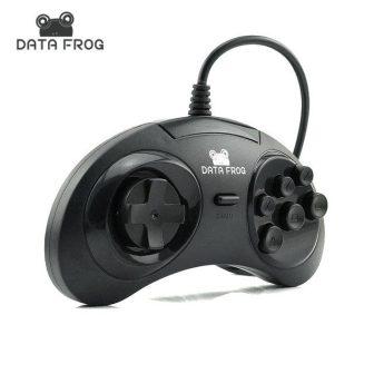 Data-Frog-USB-Classic-Gamepad-Black-Game-Controller-for-PC-Controller-Joypad-Genesis-MD2-Y1301-PC.jpg_640x640