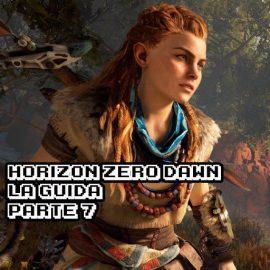 Horizon Zero Dawn – Guida alle bestie meccaniche – Smeriglio E Avistempesta