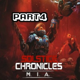 Walkthrough Solstice Chronicles: MIA – Part 4 – Streets of Tharsis