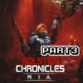 Walkthrough Solstice Chronicles: MIA – Part 3 – I generatori d'emergenza