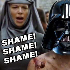Star Wars: Masters of Teras Kasi – PS1 – Shame! Shame! Shame!