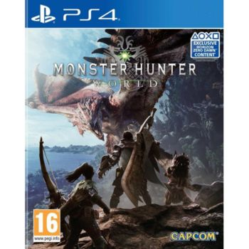 Monster Hunter World – Recensione – PS4, Xbox One