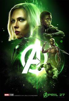 Avengers-Infinity-War2posterverde