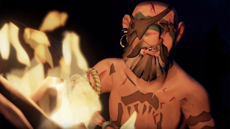 Merrick il pirata: protagonista del nuovo DLC di Sea Of Thieves