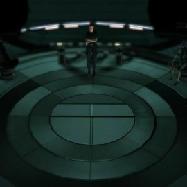 Mass Effect – Cronache Codexiane – Liara a bordo