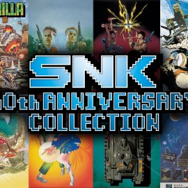 SNK 40th Anniversary Collection – In arrivo a novembre su Nintendo Switch!