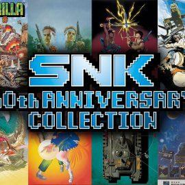 SNK 40th Anniversary Collection – In arrivo a novembre su Nintendo Switch!