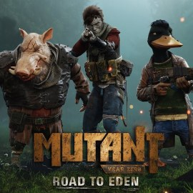 Mutant Year Zero: Road to Eden – Gameplay Trailer ed apertura dei pre-order PC