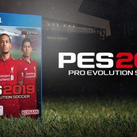 Konami annuncia PES 2019 Liverpool Edition – Sarà venduta in Inghilterra